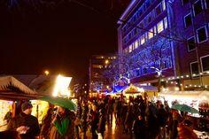 Unterwegs auf dem Weihnachtsmarkt in Bremen