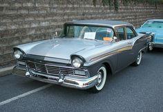 1957 Ford Fairlane 500 4 door