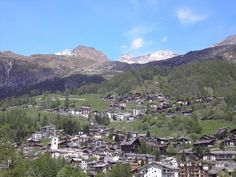 Valtournenche( Valle d'Aosta)