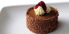 Black Forest gâteau by Stephen Crane