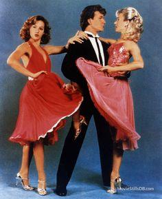 Dance~Jennifer Grey, Patrick Swayze, & Cynthia Rhodes