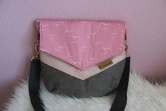 Ahoi! Meer geht immer oder? Bags, Fashion, Pink, Artificial Leather, Sewing Patterns, Handbags, Moda, Fashion Styles, Fashion Illustrations