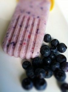 Greek Yogurt Tropical Fruit Protein Pops