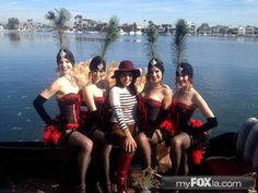 BEST VALENTINE'S EXPERIENCES IN SOUTHERN CALIFORNIA ... Gondolas, sassy cabaret & champagne included!