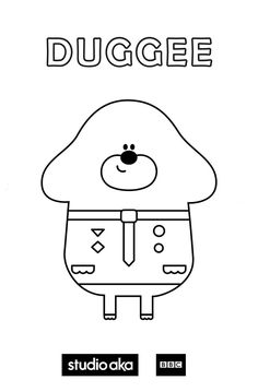 Get Creative And Have Fun With These Hey Duggee Activities 4th Birthday Parties, 3rd Birthday Cakes, Birthday Fun, Birthday Badge, Colouring Pages, Coloring Books, Colouring Sheets, Cumpleaños Diy, Boy Party Favors