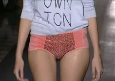 Rhinestone underwear by fashionstrass.