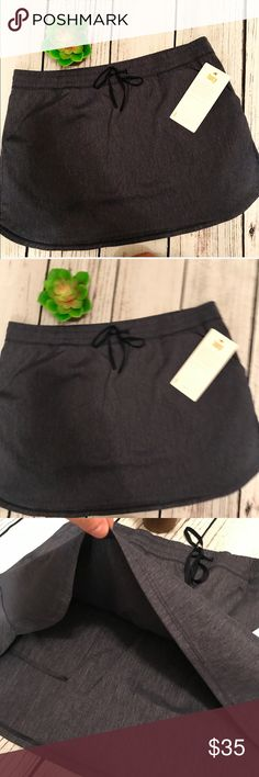NWT Lucy Denim Blue Skirt Large Excellent condition. New with tags!! Lucy Skirts Mini