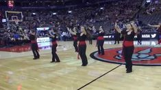 Greek Heritage Night at the ACC - GCT Halftime Show 21/11/14