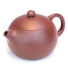 Xishi pottery teapot