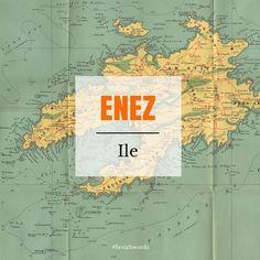 Les mots bretons - Île d'Ouessant