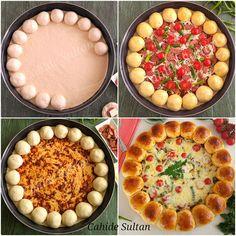 Pizza nasıl yapılır?