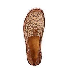 d8a29ac487ae Ariat Women's Cheetah Cruiser Cheetah Clothes, Cheetah Print Shoes, Earth  Shoes, Toe Socks. Western Edge ...