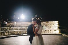 A first dance to Ingrid Michaelson's Can't Help Falling in Love