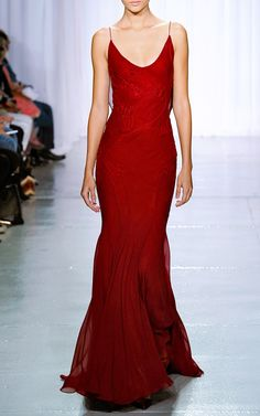 Zac Posen Spring/Summer 2014 Trunkshow Look 25 on Moda Operandi