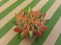Fireworks (Action origami) by miripi photos, via Flickr