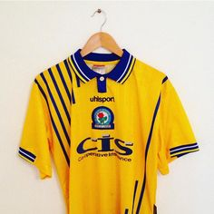 a1f5aa0d378 Blackburn rovers away shirt from 1998 - purchase it by visiting our store  today! The