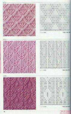 beauty lace and cable knitting patterns