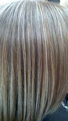 Brown Hair with Blonde High Lights, Call 727 455-7728 if Interested Largo Fl