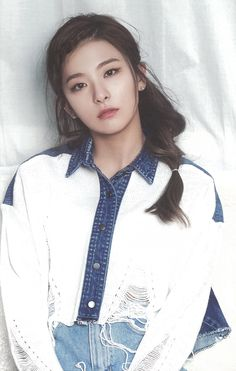 Red Velvet Seulgi - Born in South Korea in 1994. #Fashion #Kpop