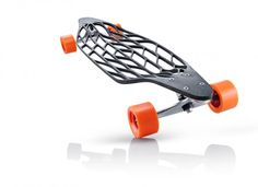 A different style of carbon fiber board