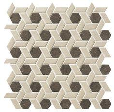 Setto 1- Henro Weave Lattice Blend D
