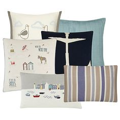 Buy New England Cushion Collection Online at johnlewis.com