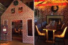 LUXURY GINGERBREAD HOUSE BY THE RITZ-CARLTON, DOVE MOUNTAIN http://www.maisonvalentina.net/en/news-events/interior-design/luxury-gingerbread-house-ritz-carlton-dove-mountain #gingerbreadhouse #ritzcarlton #luxuryhotel
