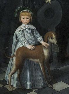 Santvoort, Dirck Dircksz. van -- Het gezin van Dirck Bas Jacobsz, burgemeester van Amsterdam, 1634 - 1635