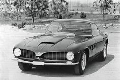 1962 Bertone Ferrari 250 GT SWB