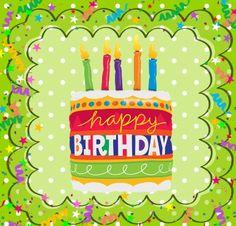 ┌iiiii┐ Feliz Cumpleaños - Happy Birthday!!!                                                                                                                                                                                 More