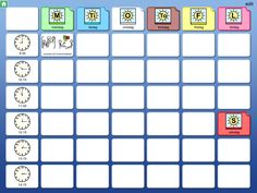 Widgit Go SE - Symbolbruket Adhd, Periodic Table, Periodic Table Chart, Periotic Table
