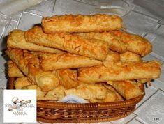 30 perces sajtos rúd Recept képpel - Mindmegette.hu - Receptek