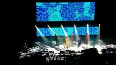 Security was tight as hell, my white-balance was trying to adjust. Shinee World V, Toronto, Neon Signs