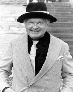 £2.99 GBP - Benny Hill Comedy Legend Bw Hat 10X8 Photo #ebay #Collectibles