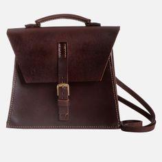 RedOker - Fair Briefcase - Tobacco