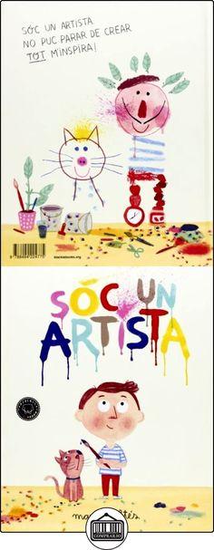 Sóc Un Artista (BLB) Marta Altés ✿ Libros infantiles y juveniles - (De 3 a 6 años) ✿