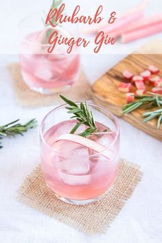 Enjoy this fruity rhubarb and ginger gin on its own, or mixed as a long drink. A deliciously different tipple that's easy to make and easier to enjoy.  Stronger, cheaper and far better tasting than buying a ready made - what is not to love? #rhubarb #gin #fruitinfusion