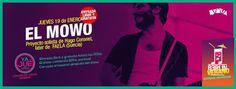 El Mowo en Berlin   Este jueves 19 de enero Hugo Coronel presenta en Rosario a El Mowo. El show es con entrada gratuita y es una gran oportunidad de conocer el nuevo proyecto musical de este músico rosarino que hace unos cuantos años vive en el viejo continente (pero que le gusta volver a la ciudad y compartir las canciones por estos lados). En el 2015 Hugo nos vino a visitar a MTQN junto con su hermano Gabriel y nos tocaron algunas canciones de Narguile que estaban cumpliendo 10 años. Algo…