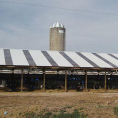 Menards 12 39 L Pro Rib Panel House Outside