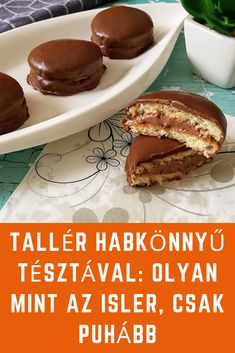 Hungarian Desserts, Hungarian Recipes, No Bake Cookies, Cake Cookies, Chicken Parmesan Pasta, Cake Recipes, Dessert Recipes, Party Treats, Pasta Dishes