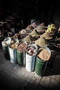 Marrakech / Marrekesh in Morocco