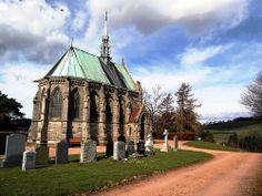 Vicarsford Lady Leng Memorial Chapel Leuchars, Fife