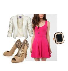 Grad outfit (Kelsey's idea)