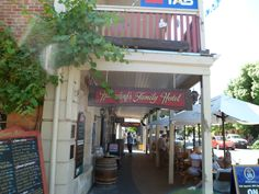 Being in Hahndorf is like escaping to a different era. If it wasn't for the modern cars this could easily be fifty years ago, possibly longer. The people smile and say hi as they walk by.