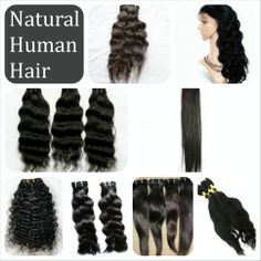 Best Quality Natural Human Hair without any synthetic mix Imported directly from India and Brazil Single drawn hair: Hair which have unequal lengths at the end and the maximum hair lie in finished length.