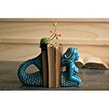 mermaidhomedecor - Ceramic Mermaid Bookends $53.99