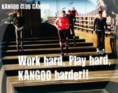 Kangoo Club Canada...it's the only thing we know how to do.