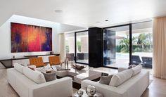 Gorgeous living room design. A-Cero #bluninteriordesign #inspirationalphotos #interiordesign