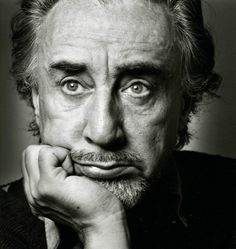 """Jeanloup Sieff Romain Gary 1975 """"Disease-carrying thoughts swarm and multiply in the dark and twisted labyrinths of our minds, and all that is needed is a mob and a good political slogan for the epidemic to be spread once again, with a burst of..."""