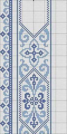 Cross Stitch Numbers, Cross Stitch Borders, Cross Stitch Designs, Cross Stitching, Cross Stitch Patterns, Embroidery Patterns Free, Beaded Embroidery, Cross Stitch Embroidery, Embroidery Designs